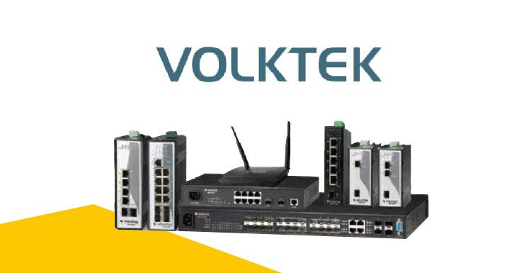 捷赫數位正式代理VOLKTEK 定揚科技,全系列PoE交換器產品